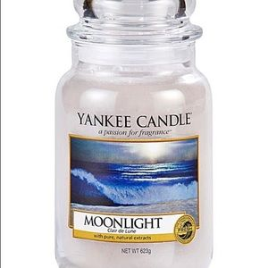 NEW Yankee Candle Moonlight Clair de Lune